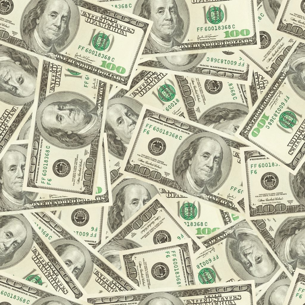 Money seamless